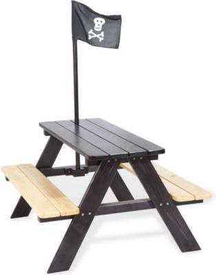 Kindersitzgarnitur Nicki für 4 Kinder, Pirat