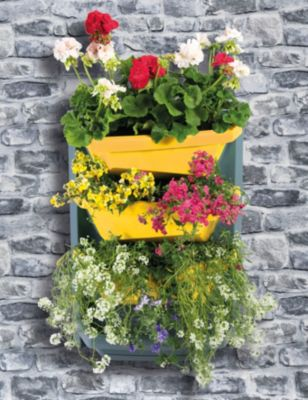 Juwel Vertical-Garden Grundelement safrangelb