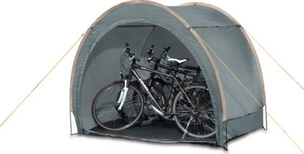 friedola fahrrad zelt f r mehrere fahrr der fahrradgarage garage pavillon ebay. Black Bedroom Furniture Sets. Home Design Ideas