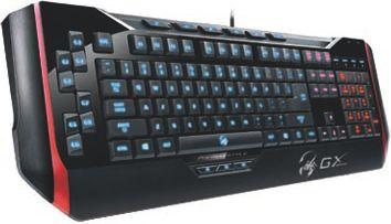 Manticore - profesionelle Gaming-Tastatur