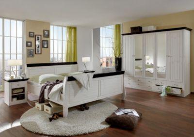 Steens Schlafzimmer Monaco, Kiefer massiv