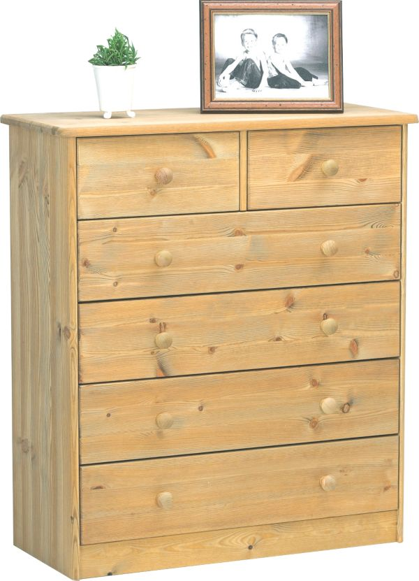 steens kommode mario 013 kiefer massiv natur lackiert. Black Bedroom Furniture Sets. Home Design Ideas
