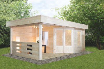 Gartenhaus mit terrasse preis vergleich 2016 - Gartenhaus romantisch ...