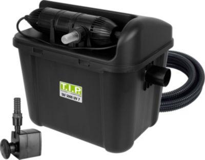 TAF 5000 UV 7 Teichaußenfilter