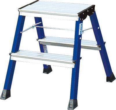 krause-doppel-klapptritt-rolly-2-x-2-stufen-blau