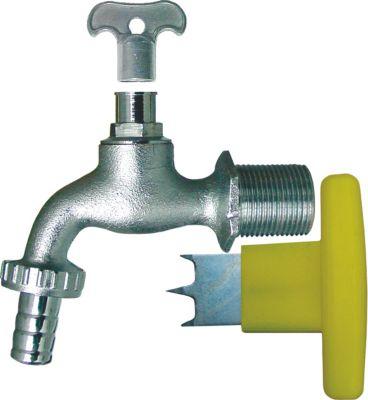GreenLife  Wasserhahn verchromt