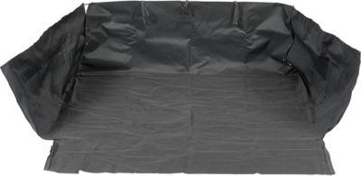 Kofferraumschutz schwarz mit Ladekantenschutz