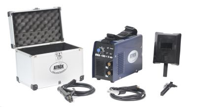 AY 378 Inverter-Schweißgerät im Aluminiumkoffer