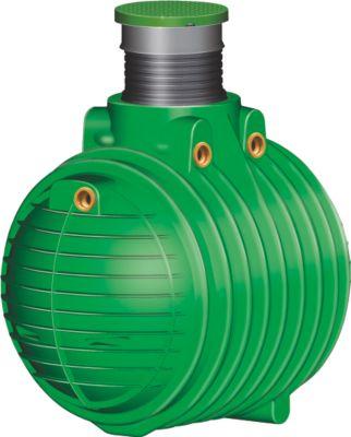 COLUMBUS Abwasser-Sammelgrube 6.500 L grün