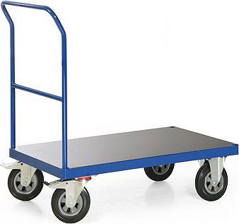 Protaurus  TAUROFLEX Plattformwagen 400 kg mit Schiebebügel