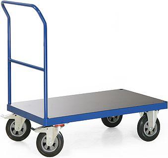 Protaurus  TAUROFLEX Plattformwagen 500 kg mit Schiebebügel
