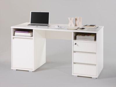 Bega Schreibtisch Primus 2 weiß
