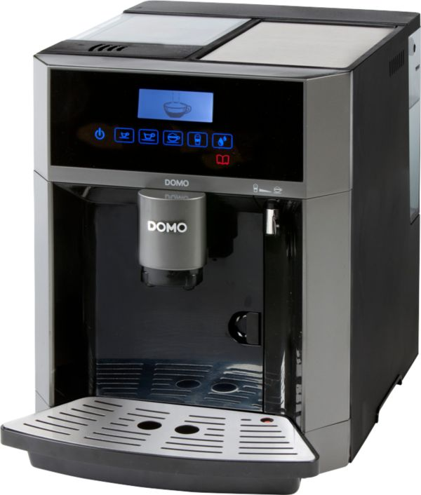 domo do 429 k kaffeevollautomat kaffeeautomat kaffeemaschine kaffee ebay. Black Bedroom Furniture Sets. Home Design Ideas