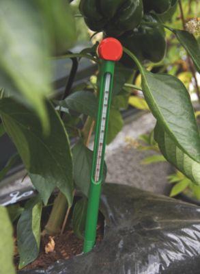 Erdboden-Thermometer für Gewächshäuser