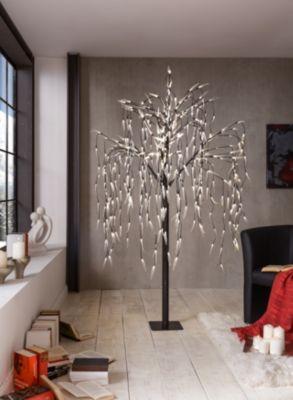 HS H&S Beleuchteter Baum 180 cm 400 LED