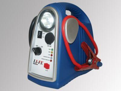 Lithium Power Pack 12V, Starthilfe max. 900A