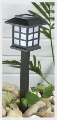 Solarlampe 4er-SET