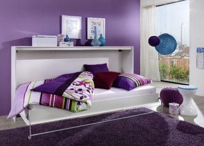 Schrankbett preisvergleich die besten angebote online kaufen for Kinderzimmer querklappbett