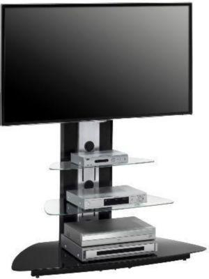 TV-Rack Black