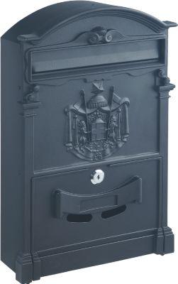 Ashford Briefkasten schwarz