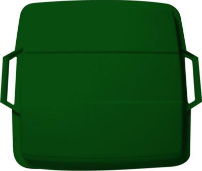 Graf  Deckel für Mehrzweckbehälter eckig 90 L grün
