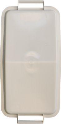 Graf  Deckel für Mehrzweckbehälter eckig 60 L grau