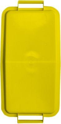 Graf  Deckel für Mehrzweckbehälter eckig 60 L gelb