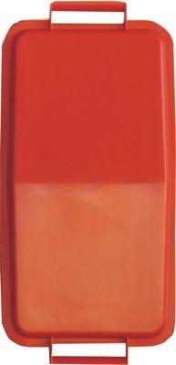 Graf  Deckel für Mehrzweckbehälter eckig 60 L rot