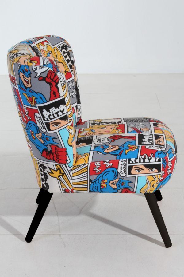 max winzer sessel neele cocktailsessel clubsessel retro 50er jahre ebay. Black Bedroom Furniture Sets. Home Design Ideas