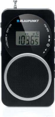 Blaupunkt  BD-20 Portables Radio, schwarz