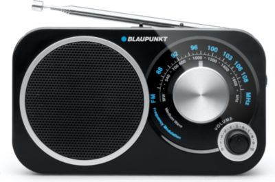 Blaupunkt  BA-208 Portables Radio schwarz