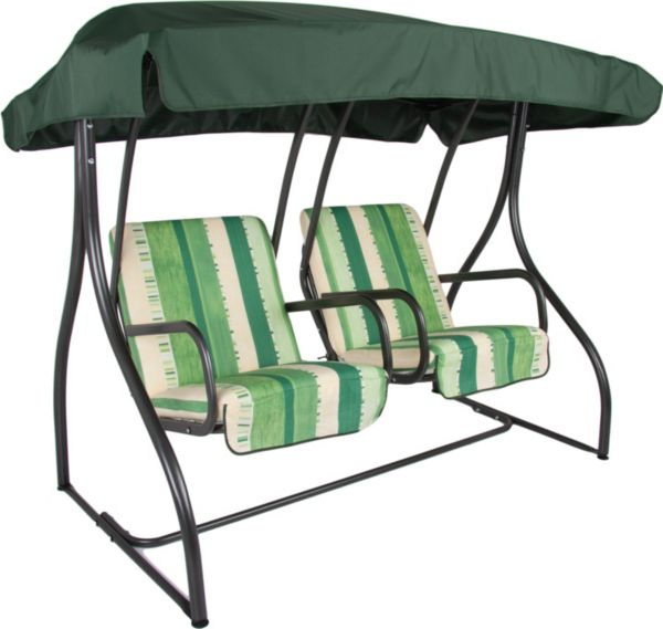 kaufmann hollywoodschaukel turin gartenschaukel schaukel gartenm bel ebay. Black Bedroom Furniture Sets. Home Design Ideas
