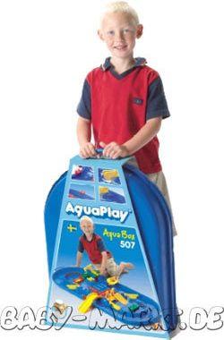 Aquabox, auch für unterwegs