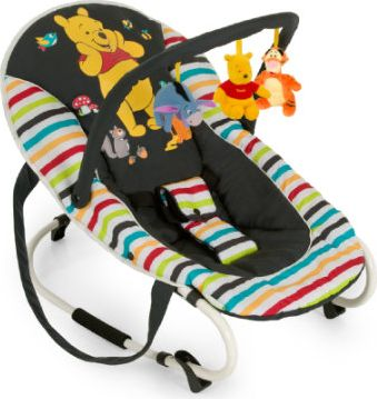 Wippe Bungee Deluxe Disney Pooh Tidy Time