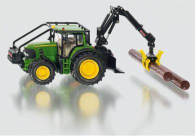 Farmer John Deere Forsttraktor