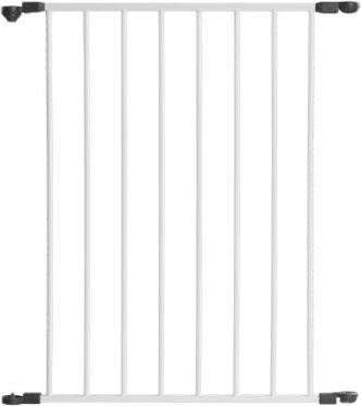 Absperrgitter MyGate Verlängerung 60 cm weiß/grau