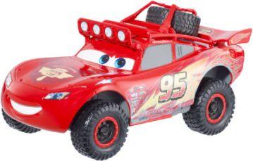 Disney Pixar Cars - Off-Road-Rennen Lightning McQueen