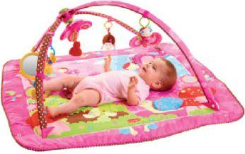Krabbeldecke Gymini Princess Move & Play