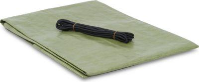 Sandkasten-Abdeckung grün 1,7 x 1,7 m