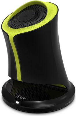 iLuv  Syren Bluetooth Lautsprecher in extravagantem Design mit 360 Grad Sound - grün