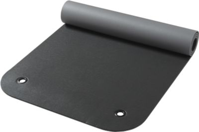 Gymnastikmatte 180 x 65 anthracite/grey
