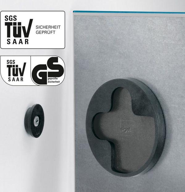 sigel artverum Glas-Magnetboard 120 x 780 x 15 mm