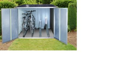 fahrradbox preisvergleich die besten angebote online kaufen. Black Bedroom Furniture Sets. Home Design Ideas