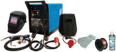MIG 192 K Set Schutzgasschweißgerät 8-tlg.