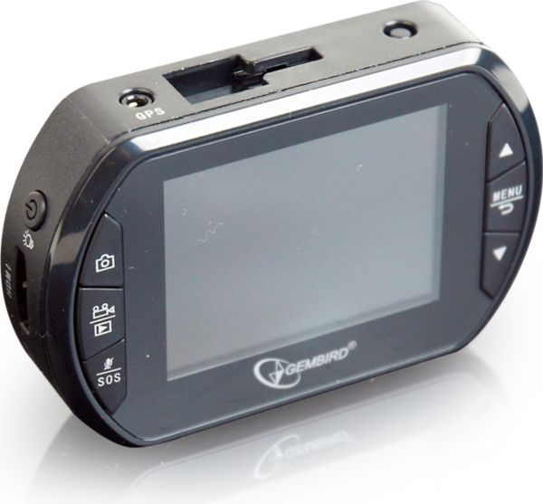 gembird dcam gps 01 fhd dashcam mit gps tracker auto. Black Bedroom Furniture Sets. Home Design Ideas