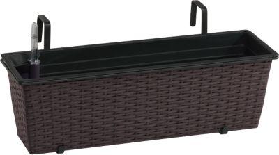 balkonkasten polyrattan preisvergleich die besten angebote online kaufen. Black Bedroom Furniture Sets. Home Design Ideas