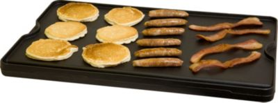 CAMPCHEF BBQ Scout Camp Chef Cast Iron Reversible Grill/Griddle, 60 cm