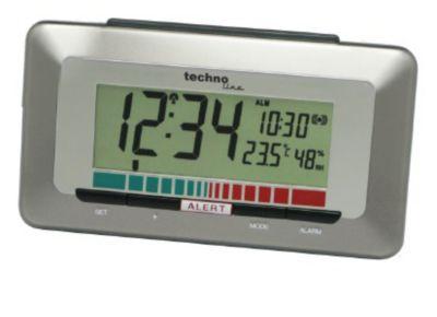 TechnoLine WL 1000 Luftgüte-Monitor mit Luftgütealarm - braun