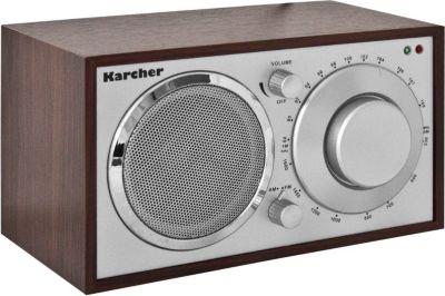 Karcher KA230-K Retro Radio - kirsch