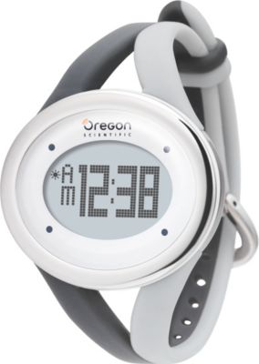 Oregon Scientific SE336 Sport-Uhr in grau